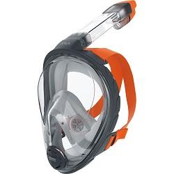Маска для подводного плавания с трубкой купить