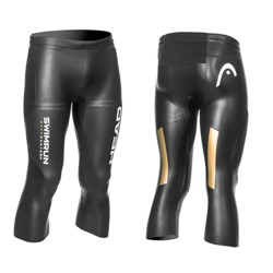 Штаны HEAD SWIMRUN RACE 3-4 PANTS 6.2.1, Унисекс, неопр.6-2мм.